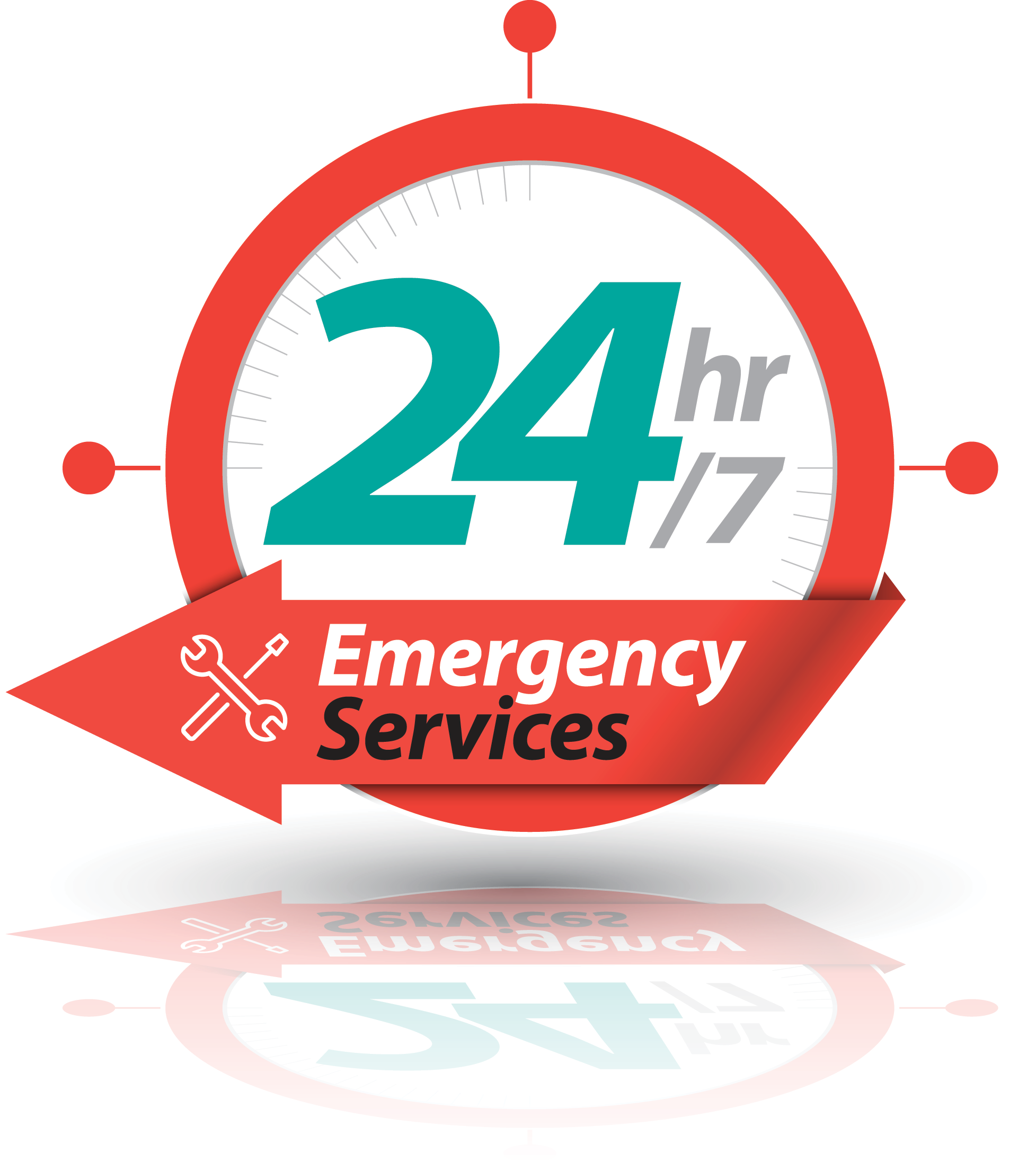 Anywhere-Anytime 24/7 Emergency Services